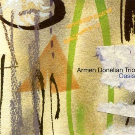 Armen Donelian: Oasis - CD