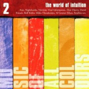 Çeşitli Sanatçılar: World of Intuition 2 + Catalogue - CD