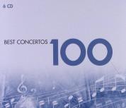 Çeşitli Sanatçılar: 100 Best Concertos - CD