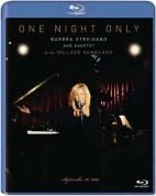 Barbra Streisand: One Night Only: Live At Village Vanguard - BluRay