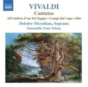 Ensemble Nota Velata, Deirdre Moynihan: Vivaldi: Cantatas - CD