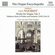 Van Noordt: Works for Organ, Vol.  2 - CD