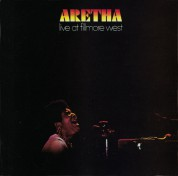 Aretha Franklin: Live At Fillmore West - CD