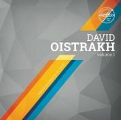 David Oistrakh, Moscow Radio Symphony Orchestra, Kirill Kondrashin: David Oistrakh Vol.1 - Plak
