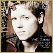 Isabelle Faust, Ewa Kupiec, Florent Boffard: Bartok: Sonatas for solo violin / for violin and piano - CD