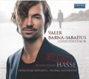Valer Sabadus: Hasse Reloaded - CD