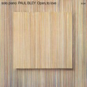 Paul Bley: Open, To Love - CD