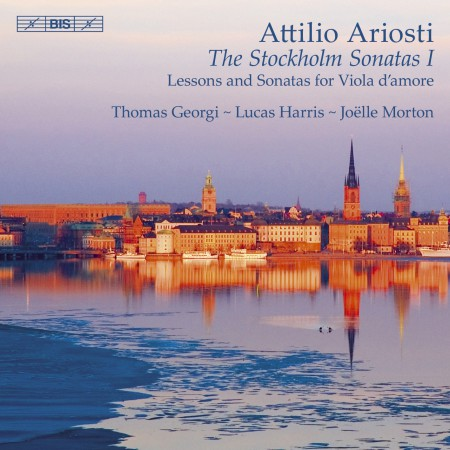 Thomas Georgi, Lucas Harris, Joëlle Morton: Ariosti: The Stockholm Sonatas, Vol. 1 - CD
