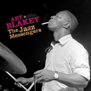 Art Blakey: The Jazz Messengers + 1 Bonus Track! (Images by Iconic Jazz Photographer Francis Wolff) - Plak