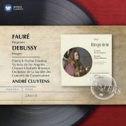 Victoria de los Angeles, Dietrich Fischer-Dieskau, Orchestre de la Societe des Concerts du Conservatoire, André Cluytens: Faure: Requiem/ Debussy: Images - CD