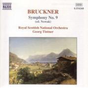 Georg Tintner: Bruckner: Symphony No. 9, Wab 109 - CD