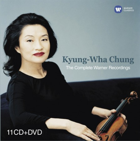 Kyung-Wha Chung: The Complete Warner Recordings - CD