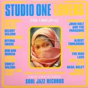 Çeşitli Sanatçılar: Studio One Lovers - Plak