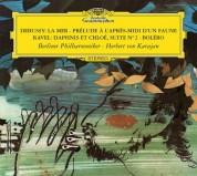 Berliner Philharmoniker, Herbert von Karajan: Debussy/ Ravel: La Mer/ Boléro - CD