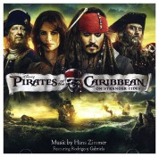 Çeşitli Sanatçılar: OST - Pirates Of The Caribbean 4 - CD
