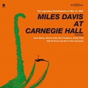 Miles Davis: At Carnegie Hall - Plak