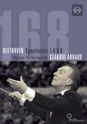 Berliner Philharmoniker, Claudio Abbado: Beethoven: Symphonies 1, 6, 8 - DVD