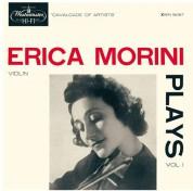 Erica Morini Plays Vol. 1 - Plak
