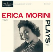 Erica Morini Plays Vol. 1 - Plak