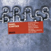 Daniel Schnyder: Brass - CD
