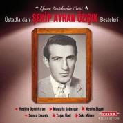 Çeşitli Sanatçılar: Şekip Ayhan Özışık- Efsane Bestekarlar Serisi - CD