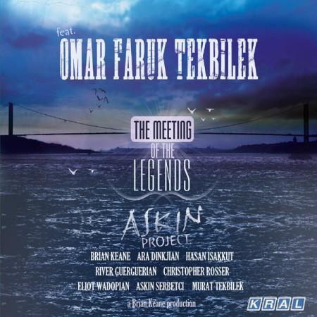 Omar Faruk Tekbilek: The Meeting Of The Legends - CD