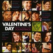 Çeşitli Sanatçılar: Valentine's Day (Soundtrack) - CD