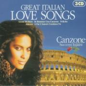Çeşitli Sanatçılar: Great Italian Love Songs - CD