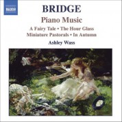 Ashley Wass: Bridge: Piano Music, Vol. 1 - CD