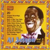 Jolson, Al: Al Jolson, Vol. 2 (1916-1918) - CD