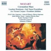 Mozart: Mass No. 16, 'Coronation Mass' / Exsultate, Jubilate / Ave Verum Corpus - CD