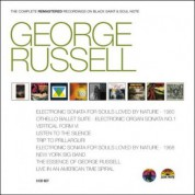 George Russell: The Complete Remastered Recordings on Black Saint & Soul Note - CD