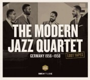 The Modern Jazz Quartet: Lost Tapes: Germany 1956 - 1958 - CD