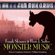 William Stromberg: Salter / Skinner: Monster Music - CD