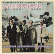Dave Brubeck: The Great Concerts...Amsterdam, Copenhag - CD
