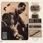 Duke Ellington, Billy Strayhorn: Piano Duets: Great Times - CD