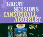 Cannonball Adderley: Blue Notes Great Sessions - CD