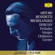 Arturo Benedetti Michelangeli: Debussy: Preludes Heft 1 & 2 - CD