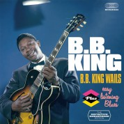 B.B. King Wails + Easy Listening Blues + 7 Bonus Tracks - CD