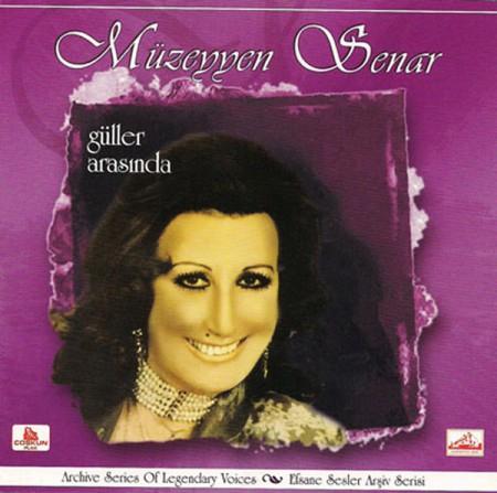 Müzeyyen Senar: Güller Arasında - CD