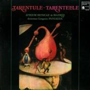 Atrium Musicae de Madrid, Gregorio Paniagua: Tarentule - Tarentelle - Plak
