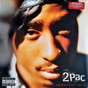 2pac: Greatest Hits - Plak