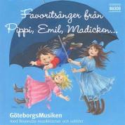 Çeşitli Sanatçılar: PIPPI, EMIL, MADICKEN - CD