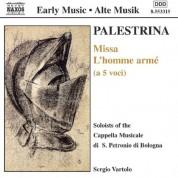 Palestrina: Missa L'Homme Arme / Cavazzoni: Ricercari - CD