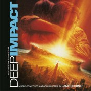 James Horner: Deep Impact - Plak