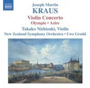 Kraus: Violin Concerto / Olympie / Azire - CD
