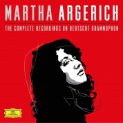 Martha Argerich: Complete Recordings On Deutsche Grammophon - CD