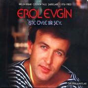 Erol Evgin: İşte Öyle Bir Şey - CD