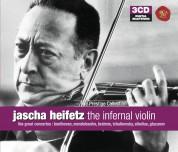 Jascha Heifetz: The Infernal Violin - CD