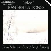 Anne Sofie von Otter, Bengt Forsberg: Sibelius - Songs, Vol.1 - CD